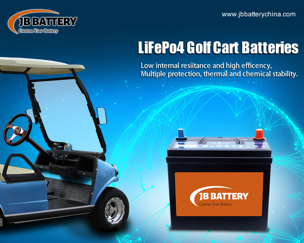 Fabricante de la batería del carro de golf LifePO4 de China (34)