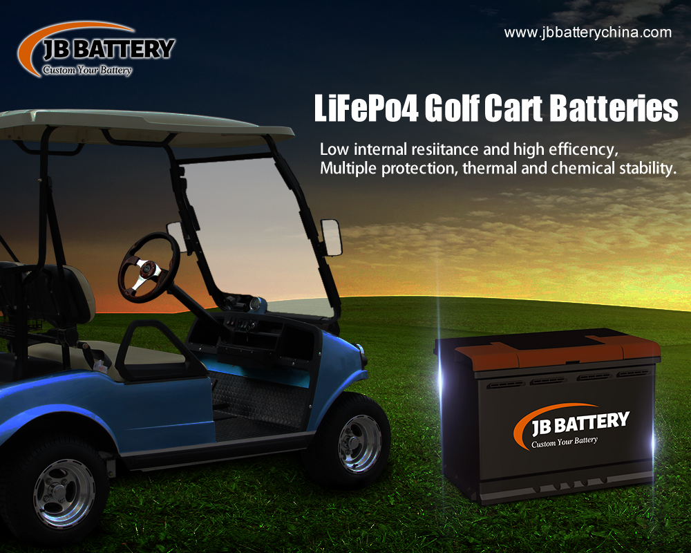 Fabricante de la batería del carro de golf LifePO4 de China (18)